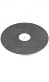 Диск с резиновой прокладкой 375 мм (для металлических  кругов, ш