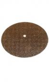 Шлифовальная бумага 80 , двухсторонняя, 375 мм
