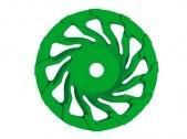 Шлифовальная тарелка ST-Spiral D125х22.2