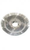 Щетка из пружинной стали, короткий, 510 мм