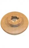 Диск с  резиновой прокладкой, 430 мм, для падов и шлифовальных д