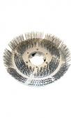 Щетка стальная, 430 мм, короткий ворс