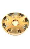 Фрезерная тарелка, укомплектованная, 430 мм