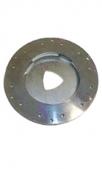 Монтажный диск для  406 мм для 5 абразивных камней, 3-х алмазных