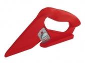 Резак для текстильных покрытий, красный WOLFF