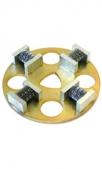 Фрезеровальный диск для тонкой шлифовки в  комплекте с 16 ТС-лам