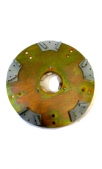 Шлифовальный диск с 5-ю алмазными сегментами, 410 мм