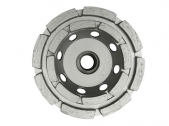Двухрядная шлифовальная тарелка ST-2C Abrasive D100х22.2