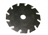 Твердосплавный диск шириной 3,8 мм, 1 шт WOLFF