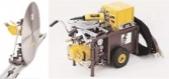 Гидравлическая стенорезная машина SV-25/WM-90