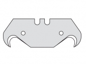 Крючкообразные лезвия Mozart,0,65 мм,10 шт. WOLFF